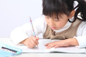 Fotolia writing exercise pencil japan