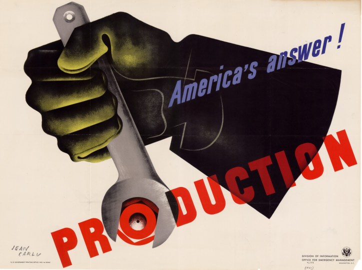 America's Answer - Production