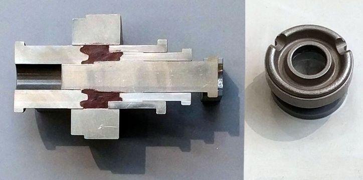 Sinterwerkzeug und Teil