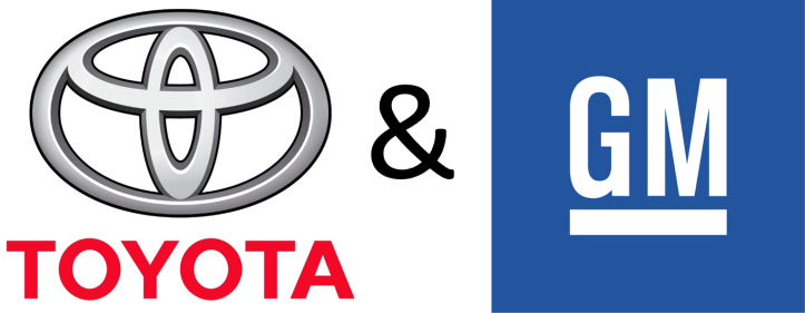 Toyota and GM