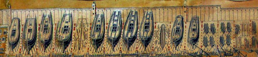 Arsenal of Venice Hulls