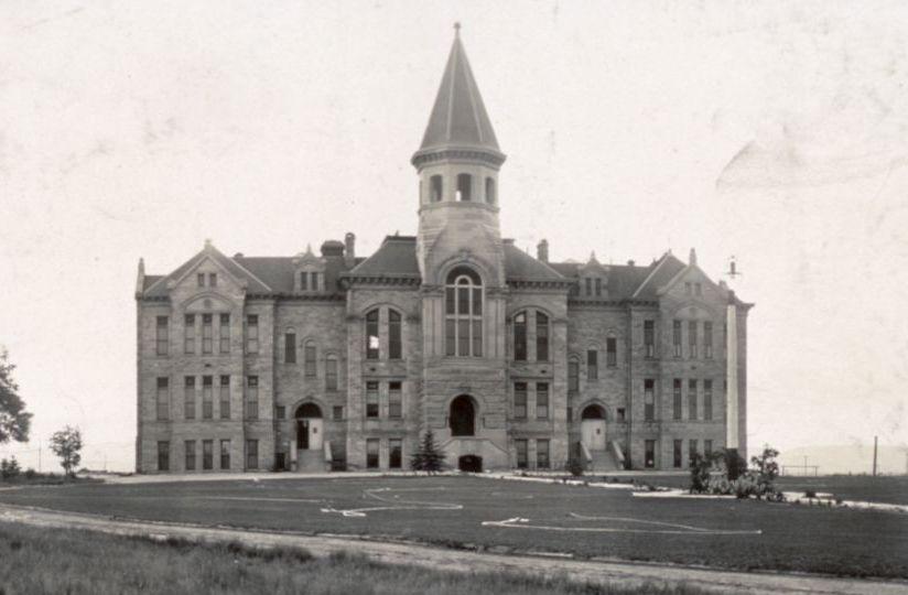 University of Wyoming, Laramie, 1908