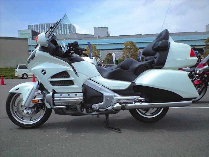 Honda Goldwing1800 Japan