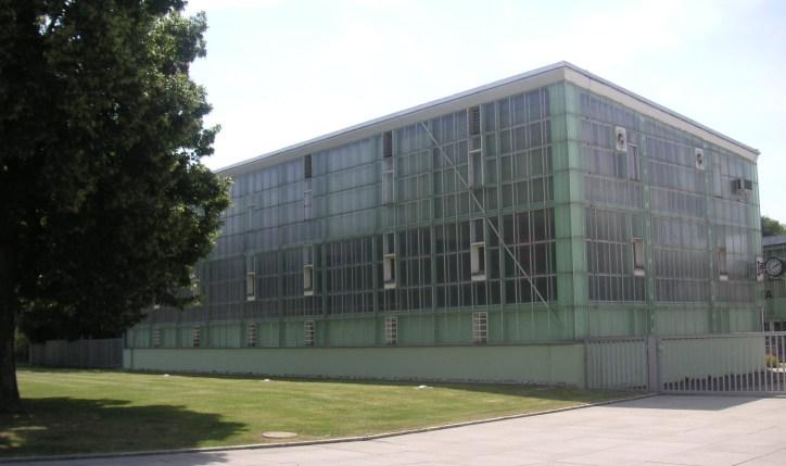 Giengen Fabrikhalle Steiff