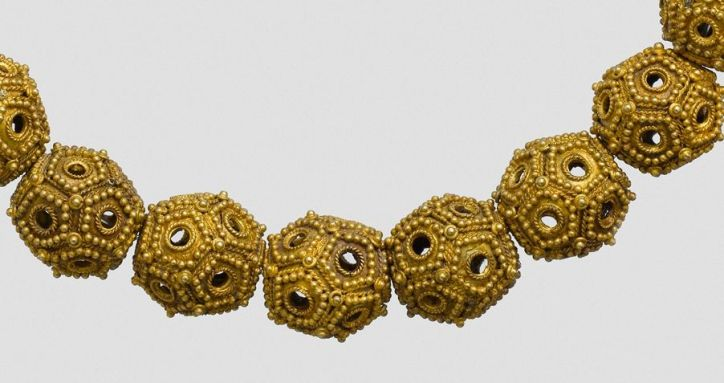 Ancient Iranian Necklace
