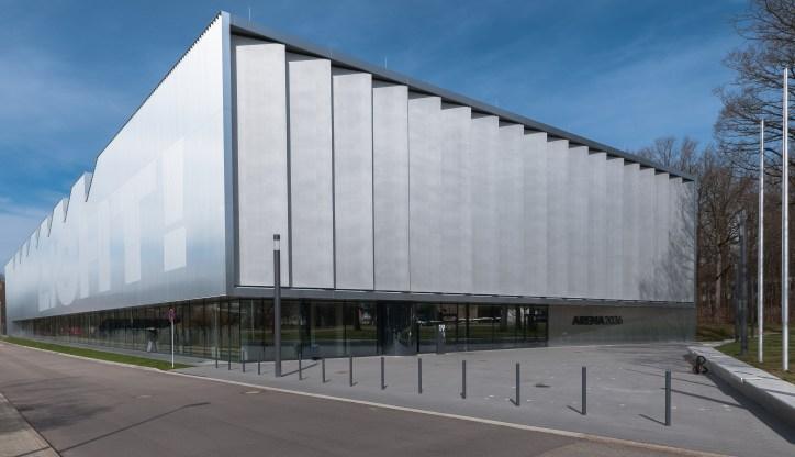 Arena 2036 Building