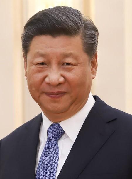 X Jinping 2019