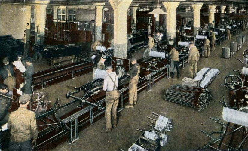 Ford Final Assembly 1917