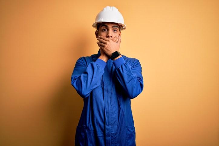 Silenced Worker