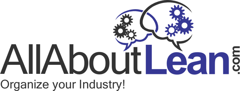 AllAboutlean Logo with Tagline