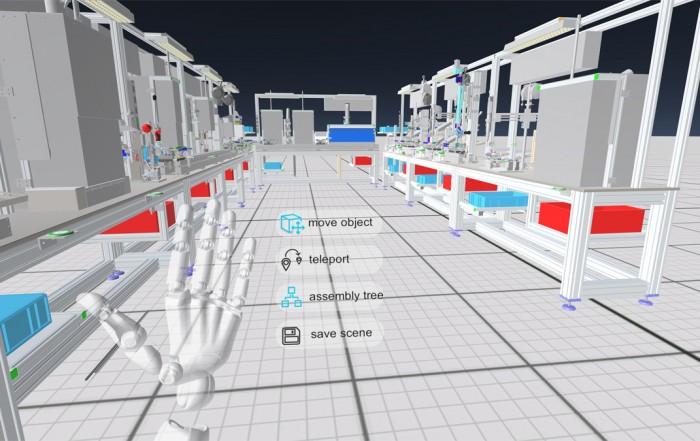 R3DT Virtual Factory