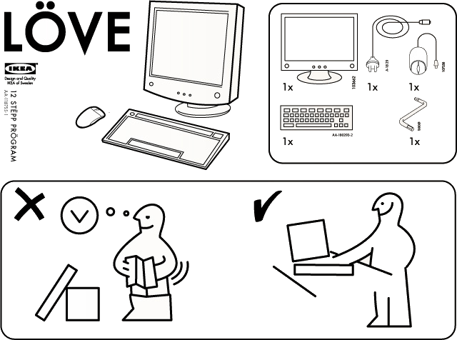 Ikea Löve Parody