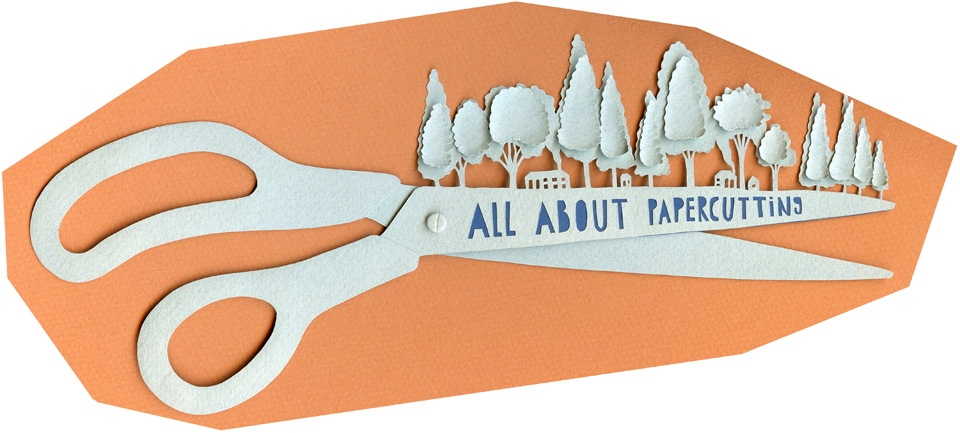 Paper Scissors by Elsa Mora