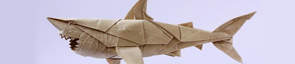 Beautiful Origami Art by Nguyễn Hùng Cường.