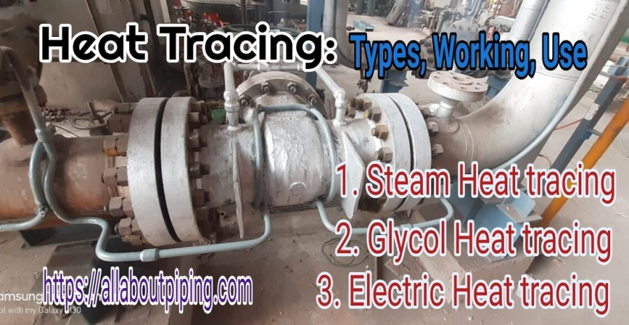 Heat Tracing in Piping: Types, Working, Use, Installation, Comparison
