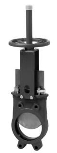wafer type knife gate valve