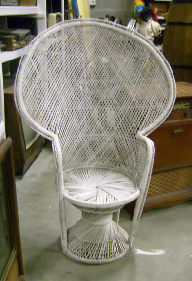 baby bamboo chair mesh back office with lumbar support all about props - residential wicker