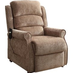 Electric Lift Chairs For The Elderly 6 Foot Bean Bag Chair Homelegance 8509-1lt Power Recliner Chair, Brown Chenille | All About Scoliosis