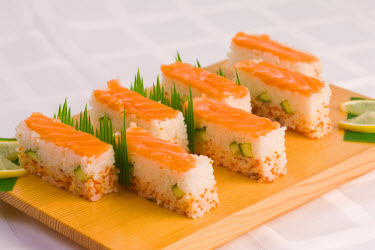 oshi sushi saumon