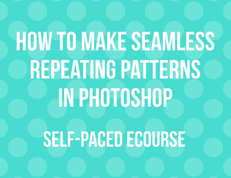 how-to-make-seamless-repeating-patterns-in-photoshop-ecourse-surface-design-textile-graphic-design-illustrator-video-tutorial-polka-dot-choose-colors