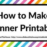 How to make planner printables (advice from a planner addict that's made over 4000 printables)
