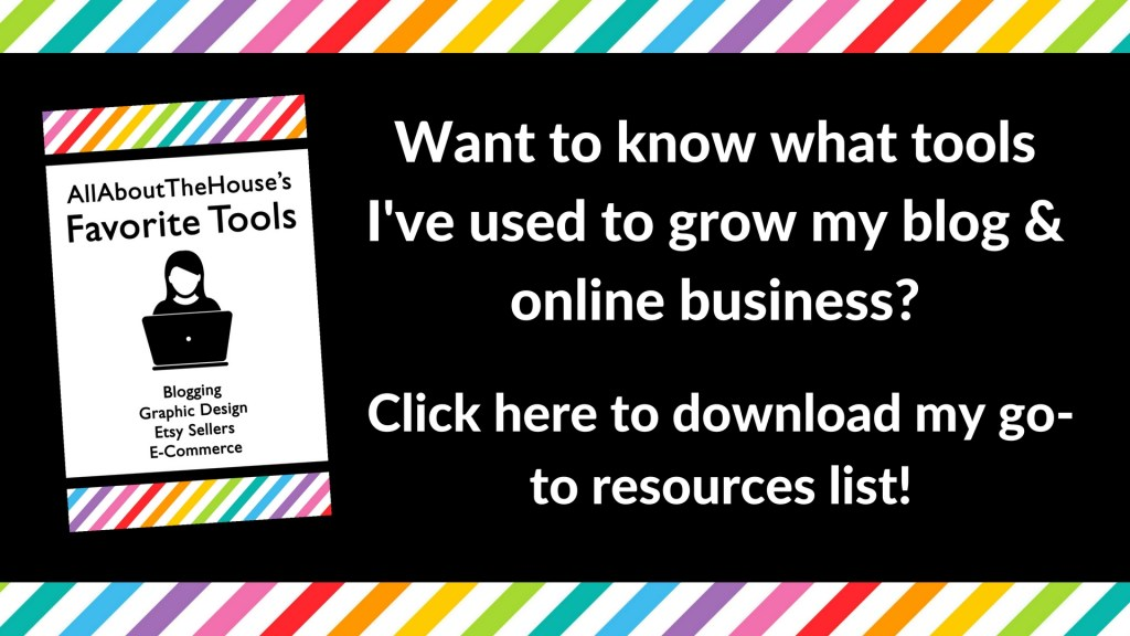 Want to know what tools I've used to grow my blog & online business- (1)