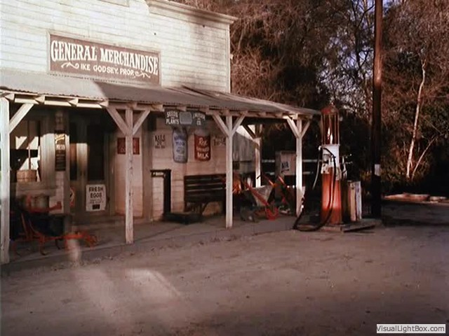 The Waltons  Sets Structures  Locations