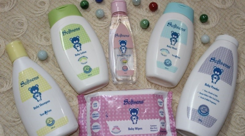 Baby Care Products from Softsens
