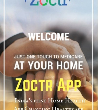 Zoctr App - India's first Home Health App Changing Healthcare