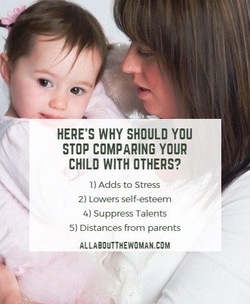 HERE'S WHY SHOULD YOU STOP COMPARING YOUR CHILD WITH OTHERS