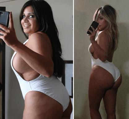 nude mom selfies