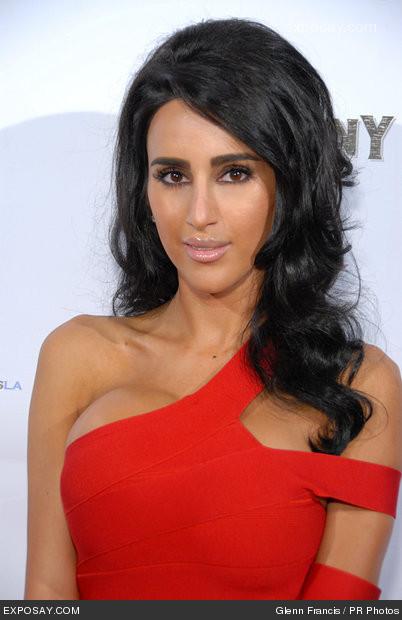 Lilly Ghalichi nude 755