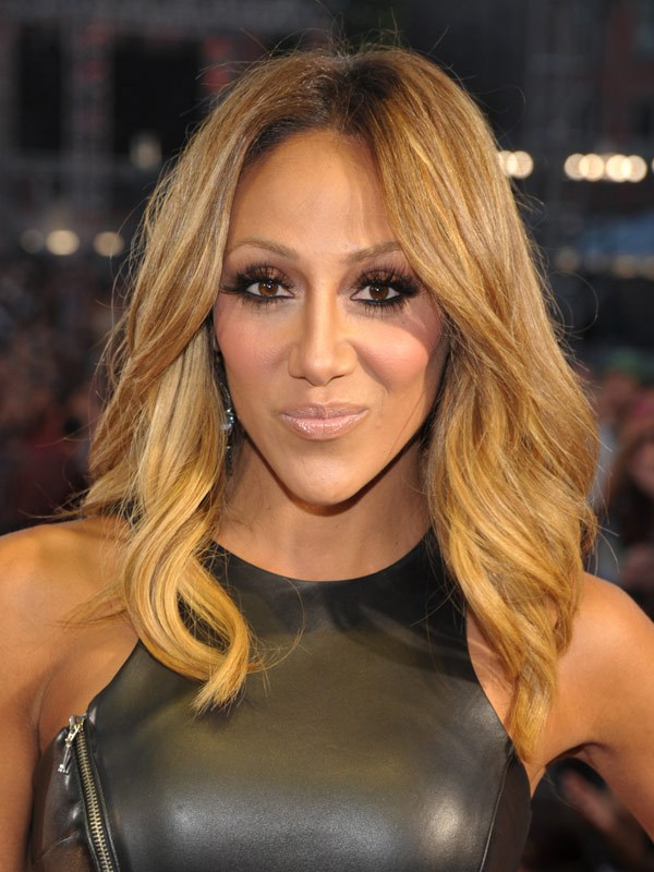 Photos Melissa Gorga Flaunts Blonde Hair The Real Housewives