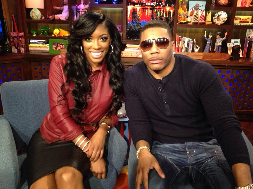 porsha and nelly