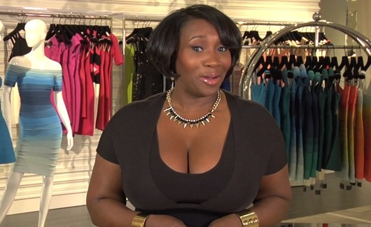Bevy smith fashion queens 95