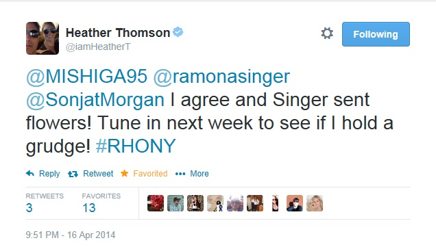 heather tweet