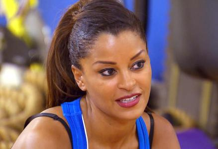Claudia Jordan Admits to Letting Herself Go