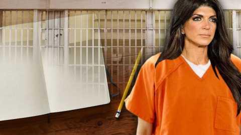 teresa-giudice letters prison