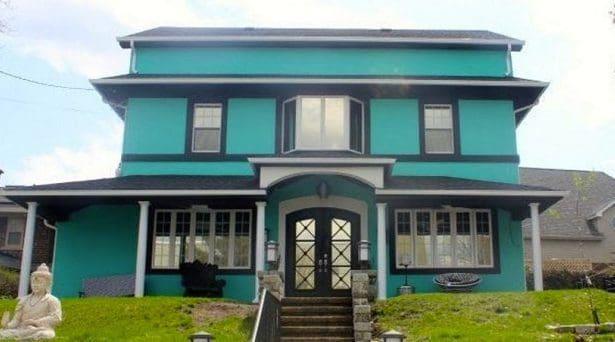 Big angs house
