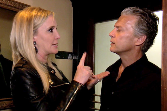 Shannon Beador Officially Files For Divorce From David