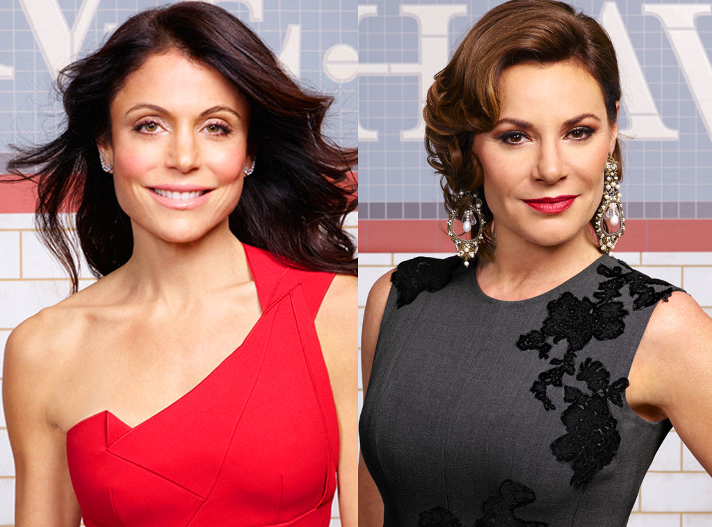 Bethenny Frankel Takes Jab At 'Real Housewives' Co-Star Luann De Lesseps