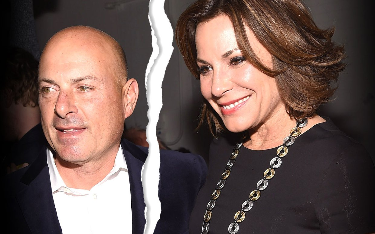 Behind Real Housewife Luann's Divorce