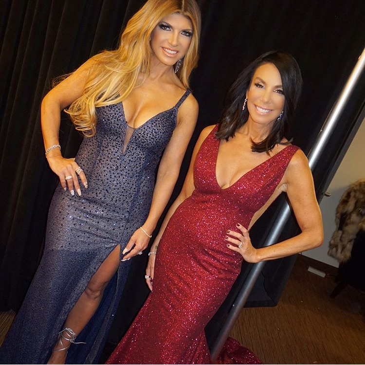 Teresa Giudice Helped Danielle Staubs Fianc Pick Out Her