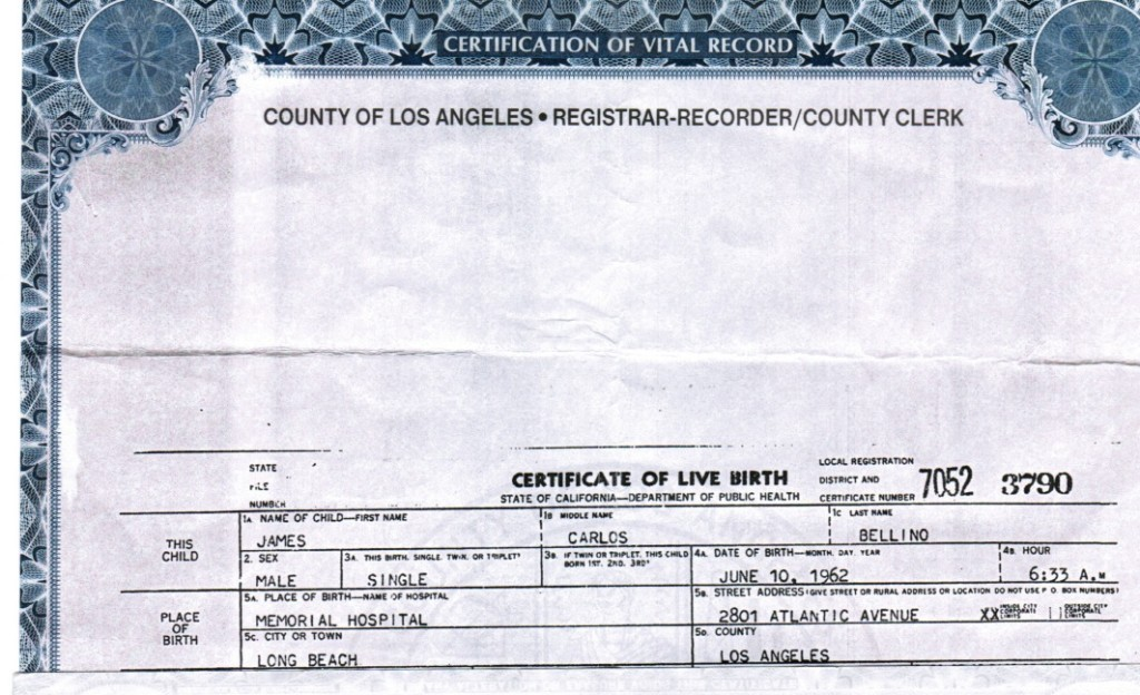 best Los Angeles County Clerk Birth Certificate image collection