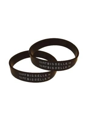 Genuine Bissell 8, 14 belt 2 pack