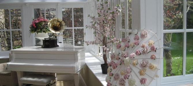 Manor House, Ballymagarvey, Vintage Wedding Decor