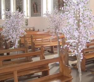 cherry blossom decor package 2