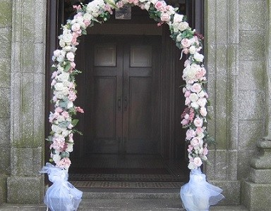Vintage Wedding Arch to Hire