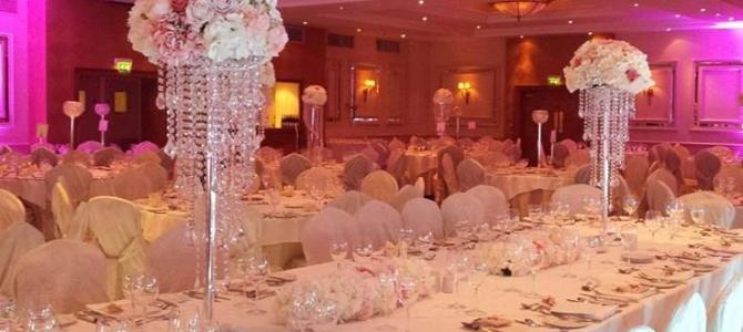 Venue Styling at Mount Wolseley, Tullow by All About Weddings