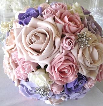 Silk bouquets ireland all about weddings arklow co wicklow silk bouquets 16 copy copy mightylinksfo